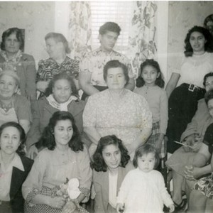 Group Photo of Women