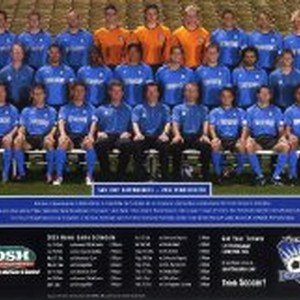 San Jose Earthquakes--2003 Team Roster