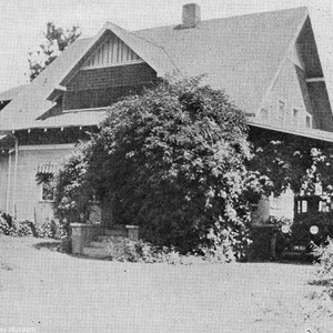 Weeks Poultry Colony community house, circa 1927