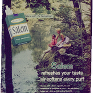 Salem refreshes your taste!