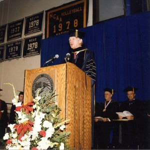 Commencement--School of Business and Management