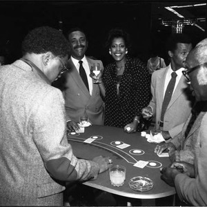Casino Event, Los Angeles, 1985