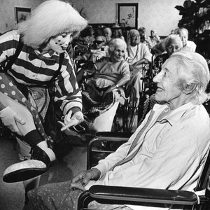 Clowning around at Briar Oaks Nursing Home