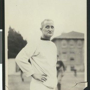 Bill Hunter, University of Southern California assistant football coach, USC campus, Los ...