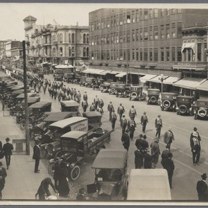 International Order of the Odd Fellows Parade, 1919