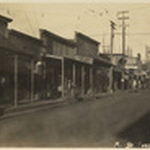 Main St. Angels Camp, Cal.