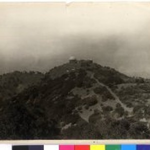 Lick Observatory (distant view)