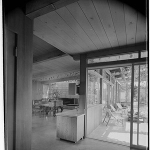 Agee, James, residence. Interior