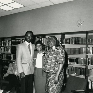 Glynn Turman, Shirley Caesar, and Esther Rolle