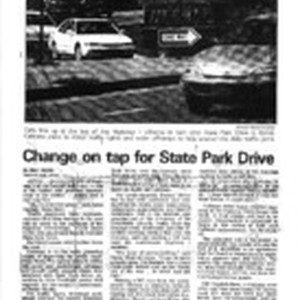 Change on tap for State Park Drive