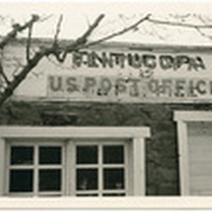 [Ventucopa, U. S. Post Office]