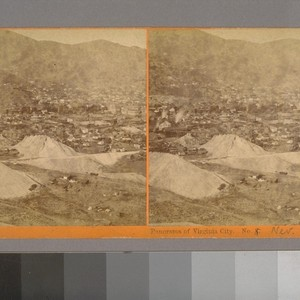 Panorama of Virginia City. No.5
