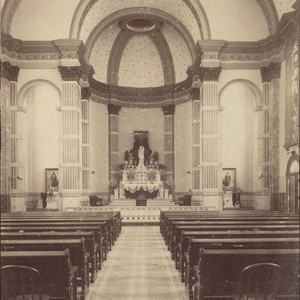 Very Early Student Chapel