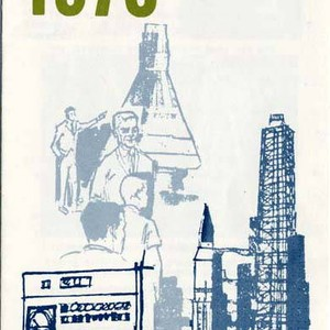 "San Fernando Valley State College ""Engineers Week"" Pamphlet, 1970"