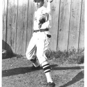 Stan Anderson, Del Rey softball player