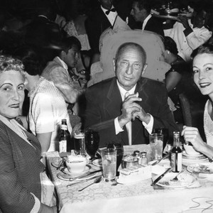 Michael Curtiz and Vegas visitors