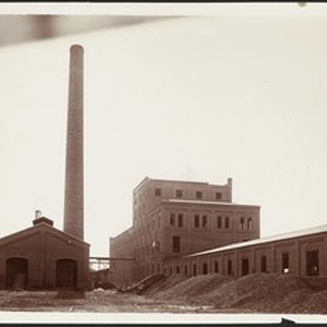 Beet sugar factory, Glendale, Arizona