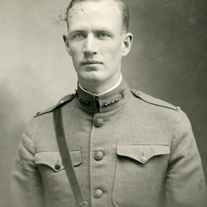Howard Fleming in uniform