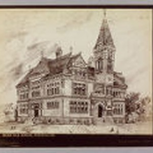 Monk Hill School, Pasadena, Cal