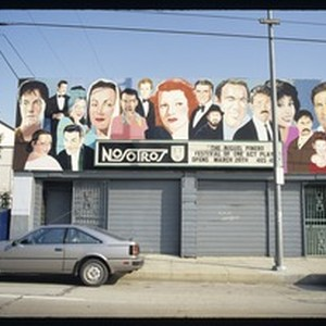 Hispanic Hollywood, Los Angeles, 1991
