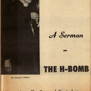 Hewlett Johnson, A Sermon on the H-Bomb, pamphlet