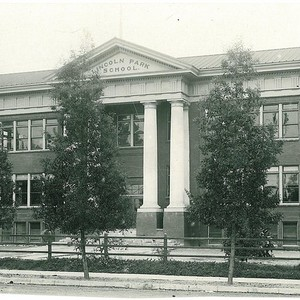 Lincoln Park School, Later Arroyo Vista School