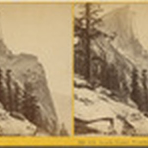 South Dome, Yosemite Cal, No. 955