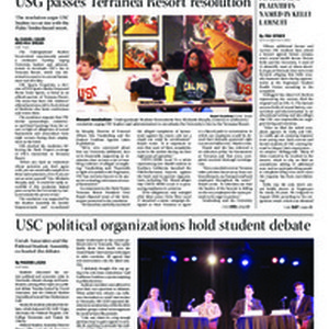 Daily Trojan, vol. 196, no. 38, Mar 06, 2019