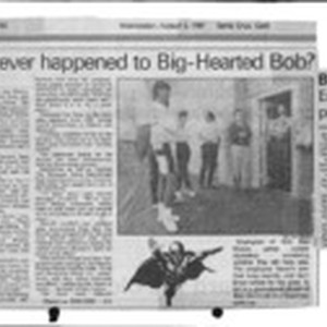 Whatever happened to Big-Hearted Bob