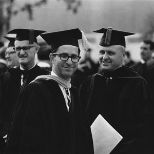 Samuel C. McCulloch, Jack W. Peltason, and Donald E. Walker at 1967 ...