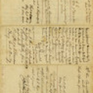 Letter of Resignation and Union Responses, September 1862