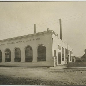 Alameda Municipal Electric Light Plant - Alameda