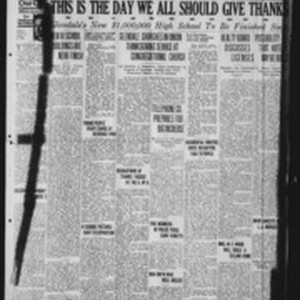 Glendale Daily Press 1923-11-29