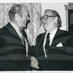Ford and Nelson Rockefeller