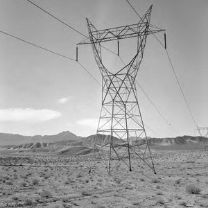 Owens Gorge Power Line