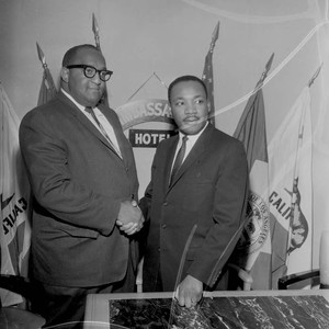 Dr. Martin Luther King Jr., Los Angeles, 1962
