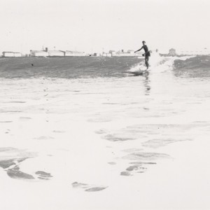 Hal Goody at Cowell Beach