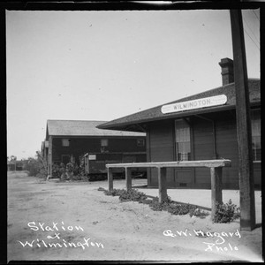 Station at Wilmington
