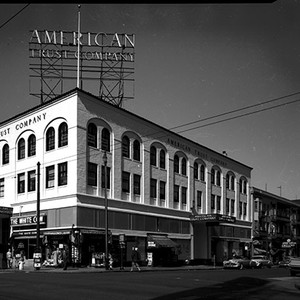 [2589 Mission Street at 22nd Street, American Trust Company, The White Cow, ...