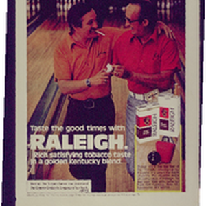 Taste the good times with Raleigh