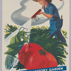 Shoot to kill!: protect your victory garden