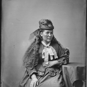 Tobey Riddle (or Winema), Modoc Indian