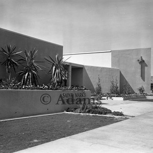 Lutheran Church, Los Angeles, 1974