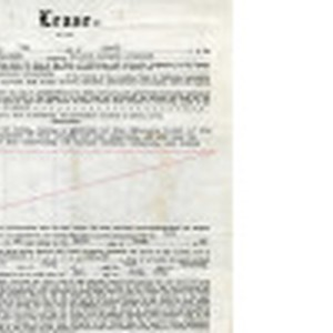 Lease #9 [lease transfer] between Carson Estate Company and Lee Lip Ock, ...