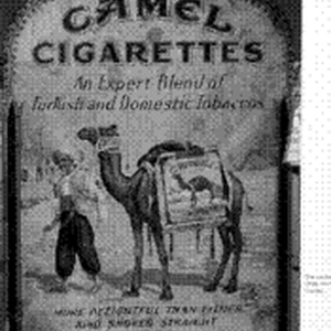 Camel Cigarettes An Expert Blend of Turkish and Domestic Tobaccos