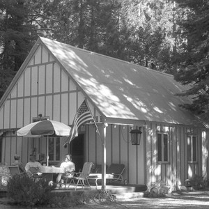 Martin Cabin in Butte Meadows
