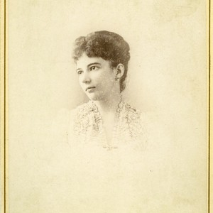 Portrait of Emily Foster Talbot