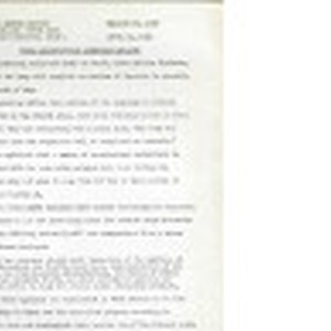Wartime Civil Control Administration press release no. 4-25