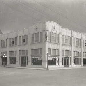 Stockton - Streets - c.1930 - 1939: N. American St. and E. ...