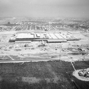 Ford Motor Co., Mercury Plant, looking northeast, Washington and Rosemead